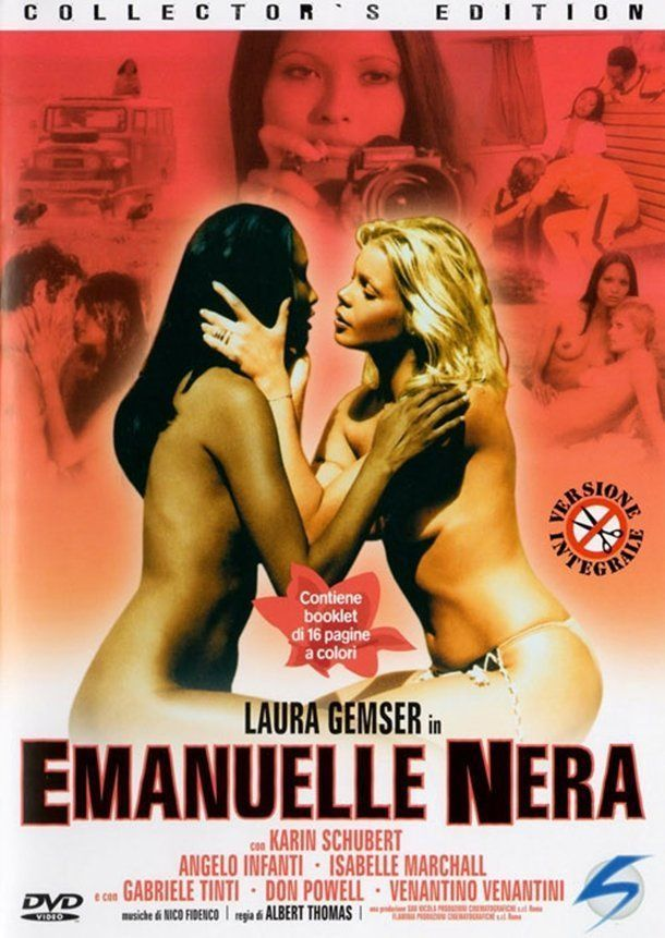 Emanuelle in america 1977 threesome sex scene 7
